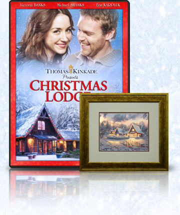 synopsis - The Christmas Lodge