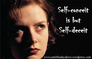 self conceit