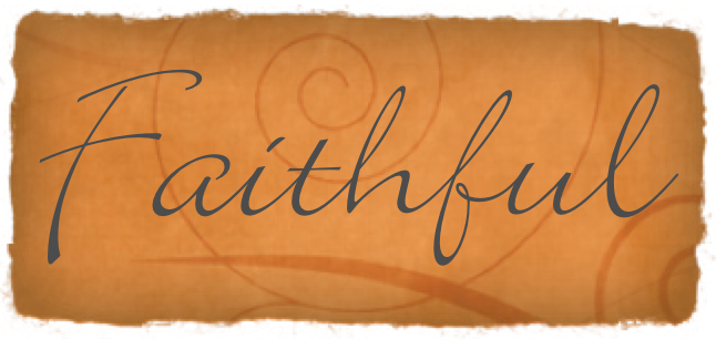 faithfulness in a faithless world kimberly williams