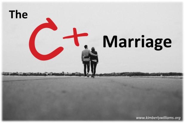 c+ marriage