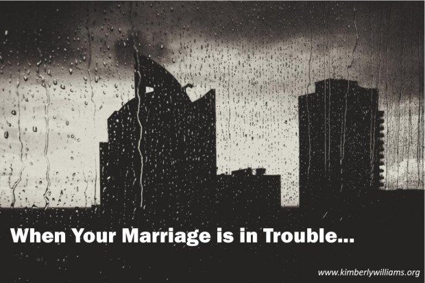 marriage trouble